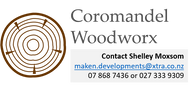 Sponsored by waiving our rent for two months during Covid 19 Lockdown.  Lifesavers!  Doors, Door Hardware, Trusses, Timber machining, Bandsawing - contact by email - Maken.developments@xtra.co.nz